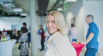 Katrin Hemminger - Leiterin Innoport Reutlingen