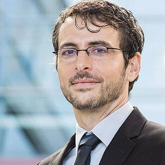 Thomas Rehmet - Leiter Center for Entrepreneurship Reutlingen