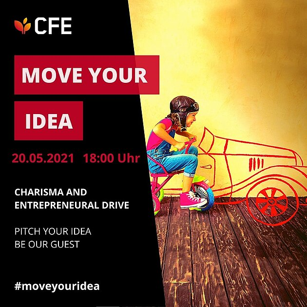 Move Your Idea | Ideenwettbewerb
