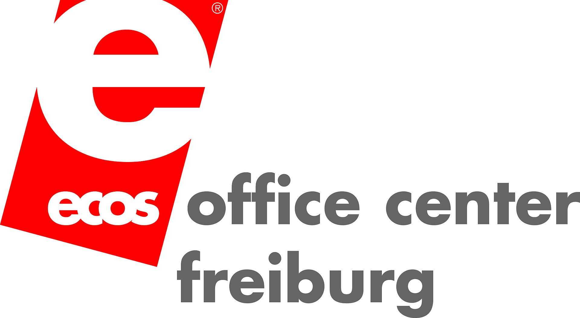 Logo des ecos office center freiburg