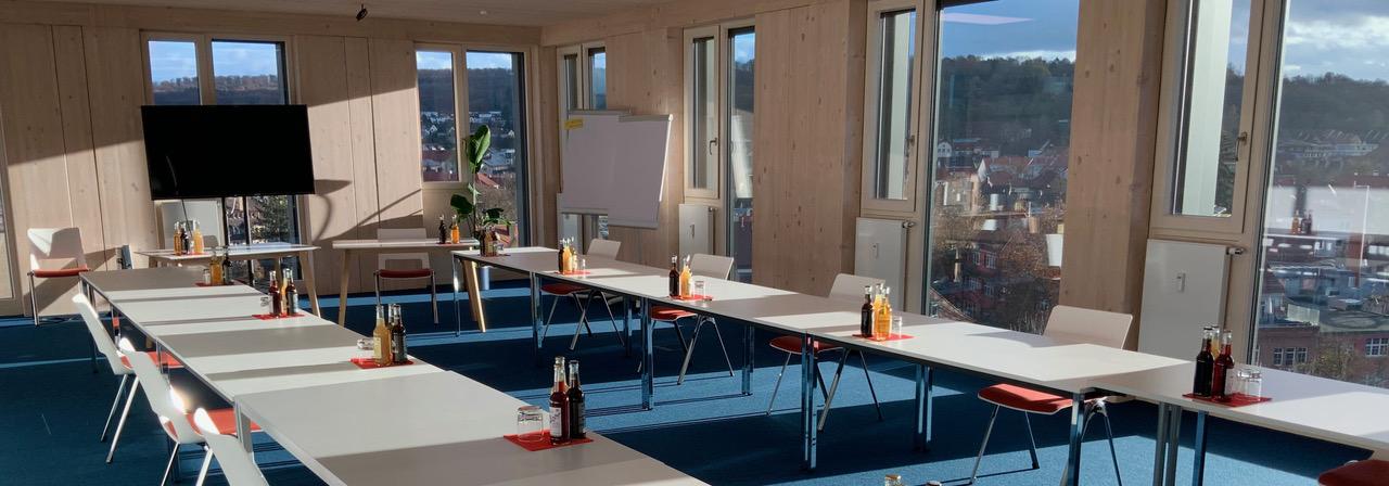 Räumlichkeiten der Cowork Group GmbH.