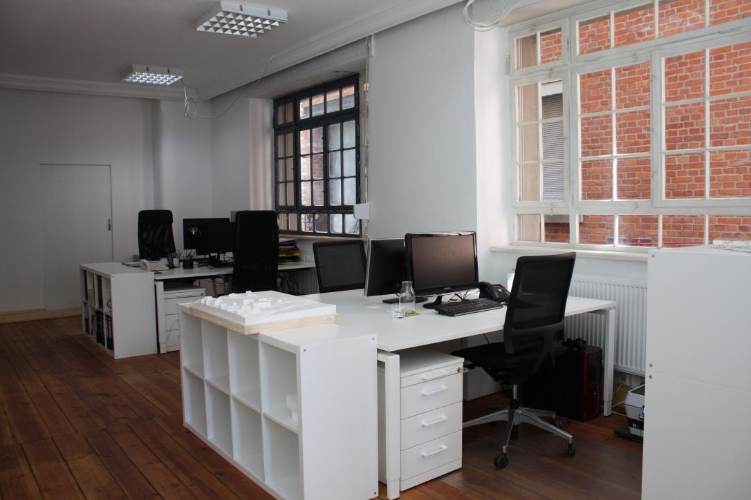 Das Coworking Space des HomeOffice14.