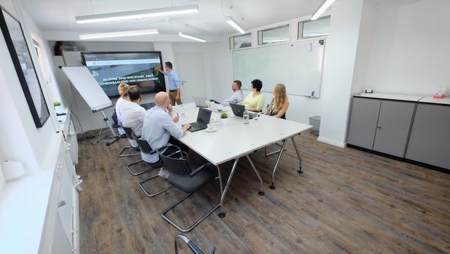 Das Big Space des PROFI TABLE coworking