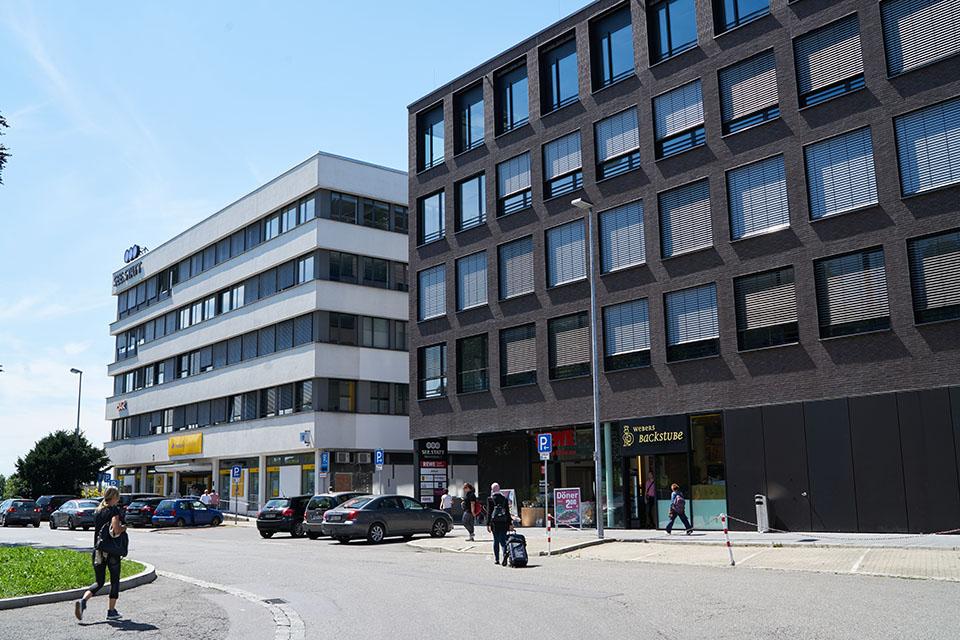 Räumlichkeit Coworking SEE.STATT Friedrichshafen