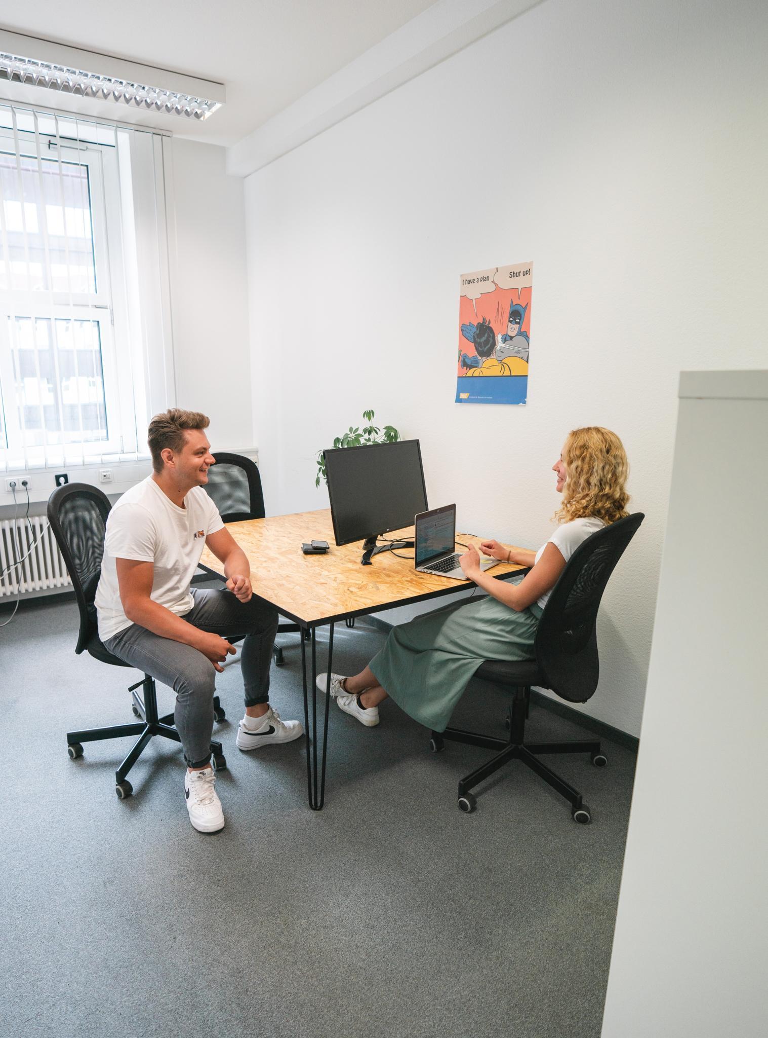 Das Coworking Space vom STEYG.
