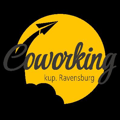Logo des Coworking kup. Ravensburg
