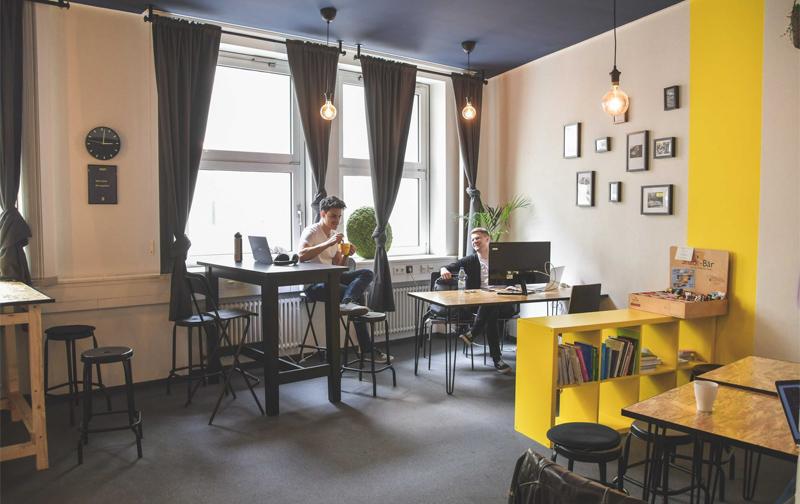 Steg. Startup. Hub. Stuttgart.