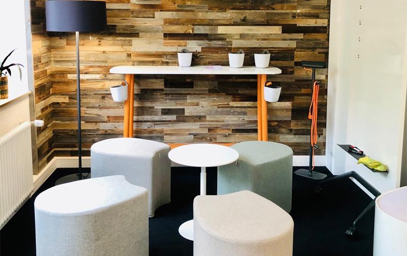 Innovation Space by Büroform