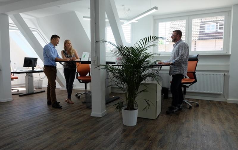 Profi Table Coworking