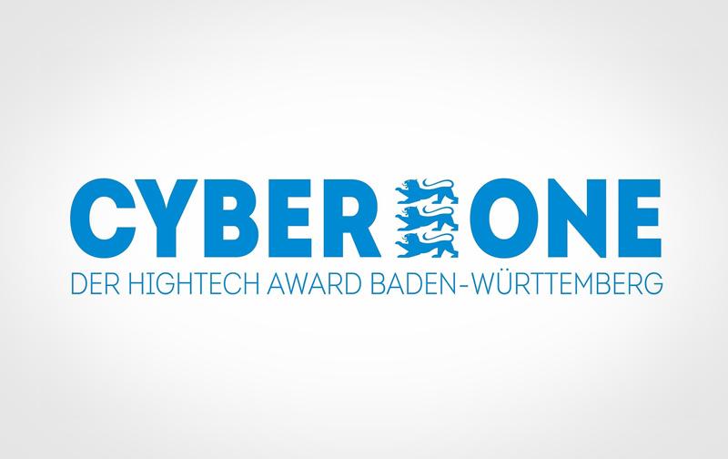 Bild: Cyber One Award in BW