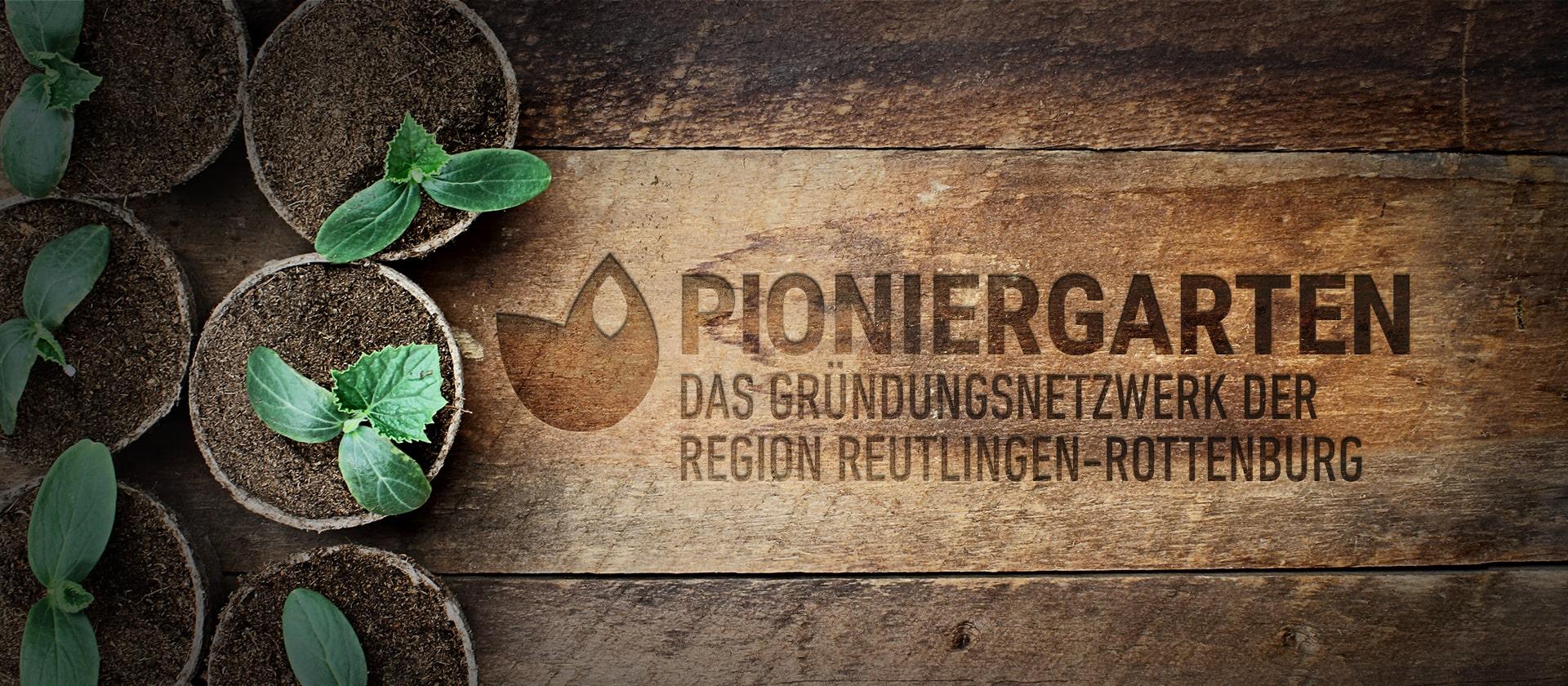 Pioniergarten Homepage